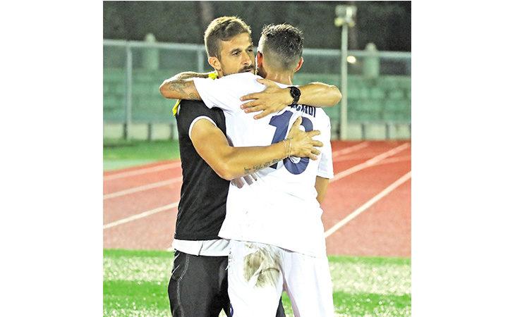 Calcio serie C, il tecnico Dionisi e la sua Imolese: «Equilibrio in campo e fuori»
