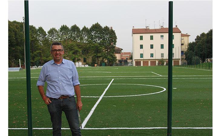 Erba sintetica, spogliatoi e non solo: il progetto della Juvenilia da 200 mila euro