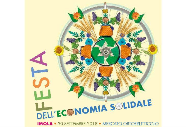 Imola, la rete dell'economia solidale in festa domenica 30 settembre al mercato ortofrutticolo