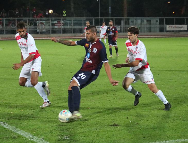 Imolese: 1-1 a Fano, doppio regalo e vittoria sfumata