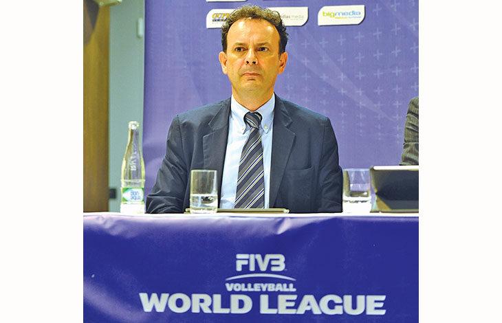Intervista a Fabrizio Rossini, un imolese tra gli organizzatori della tappa del Mondiale di volley
