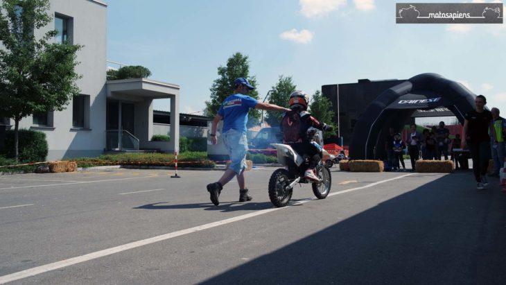Crescere motociclisti provando la moto a 7 anni (e fino ai 12, e gratuitamente!)