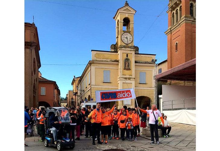 Avis e Aido insieme per promuovere la cultura del dono: domenica la Camminata per le strade di Castel San Pietro