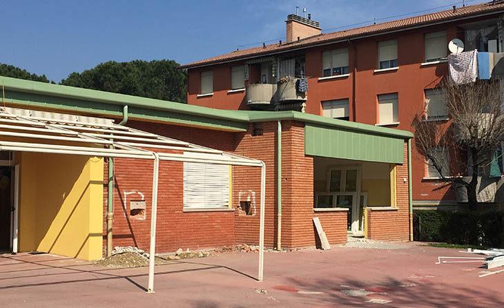 """Miglioramento sismico per la materna Rodari, il Comune cambia ditta per """"inadempimento contrattuale'"""