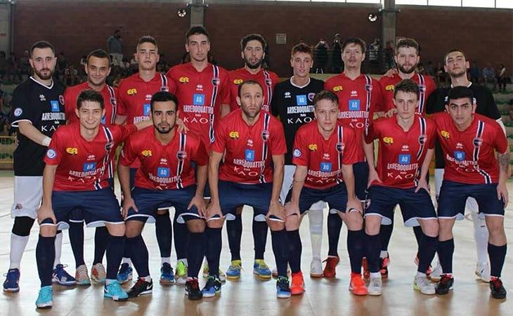 Futsal serie B, primi tre punti in campionato per l'Imolese Kaos