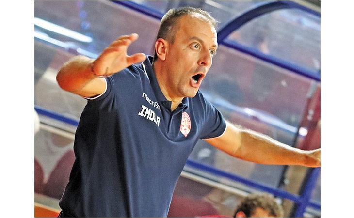 Basket A2, Le Naturelle-Udine e il ritorno a Imola subito da avversario per Demis Cavina