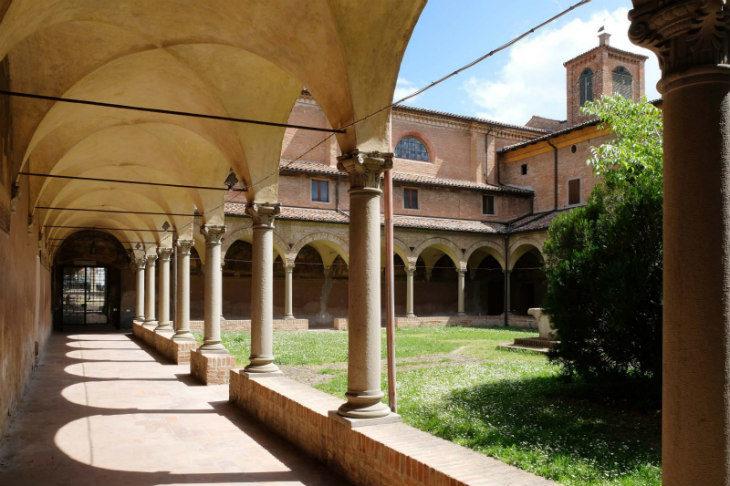 Convento dell'Osservanza, al via da oggi il cantiere per completare il restauro del chiostro quattrocentesco