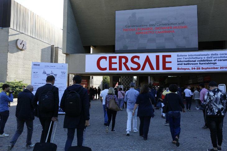 Tutte le novità proposte da Coop Ceramica, Florim e La Fabbrica al Cersaie e ai suoi 112.000 visitatori