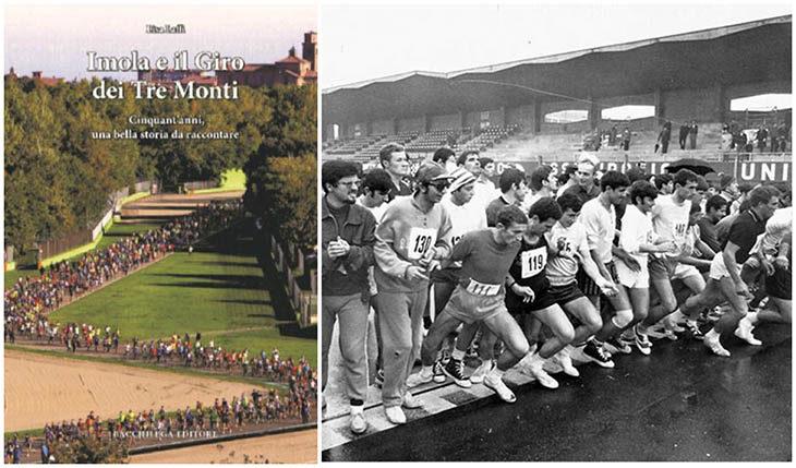 Giro dei Tre Monti, un libro di Bacchilega Editore per festeggiare i 50 anni