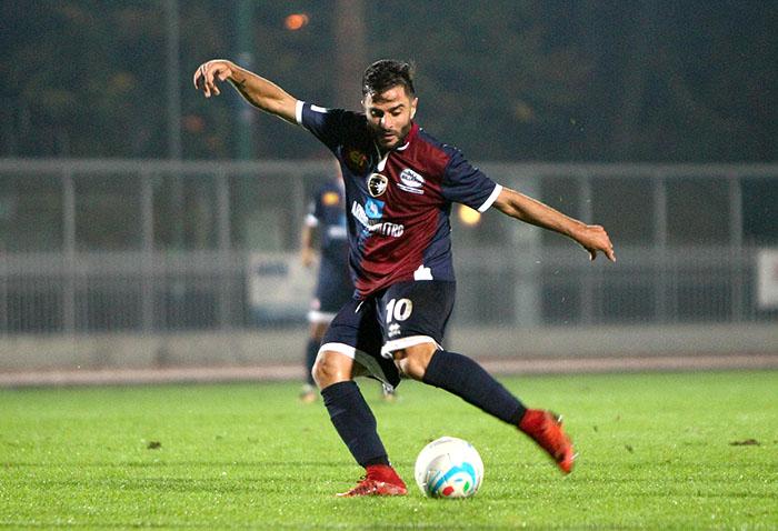 Calcio serie C, Lanini dal primo minuto nell'Imolese che va a San Benedetto del Tronto