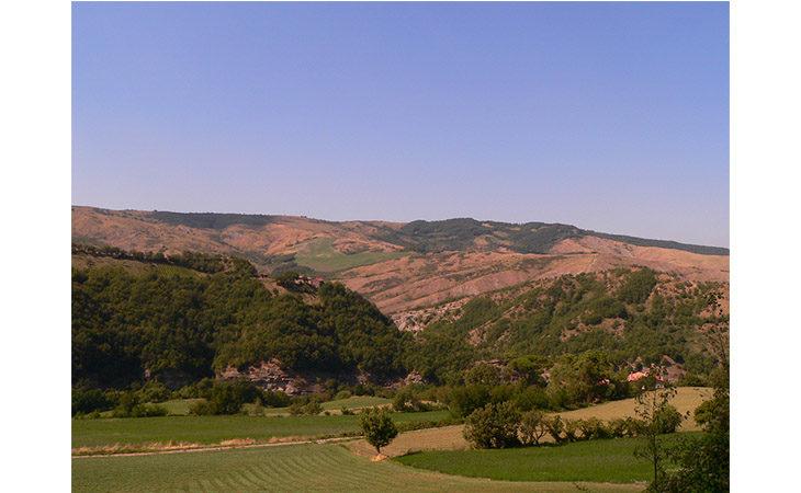Escursione insieme a Ceas, Cai e… i geositi da Giugnola fino al Rio Zafferino