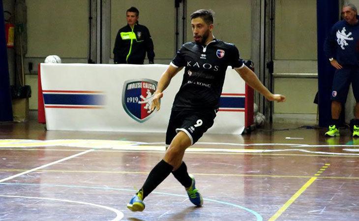 Futsal B, un'Imolese-Kaos «forza 5» a Mestre