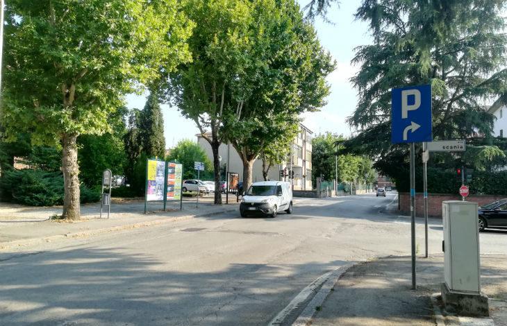 Il Comune di Castel San Pietro ha deciso: una rotonda al posto del semaforo all'incrocio tra via Scania e via Marconi