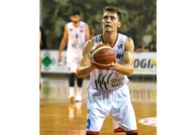 Basket serie B, prima sconfitta in campionato per la Sinermatic Ozzano