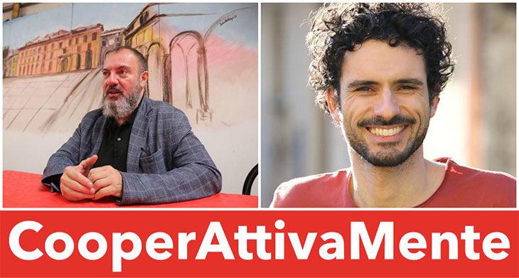 CooperAttivaMente, attesa per Lucarelli e «Seminar Scrittori». Rinviato l'appuntamento con Marco Bianchi