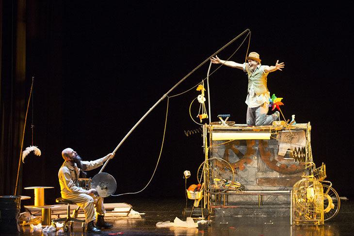 La fantasia vola a teatro con la rassegna per bambini a Medicina
