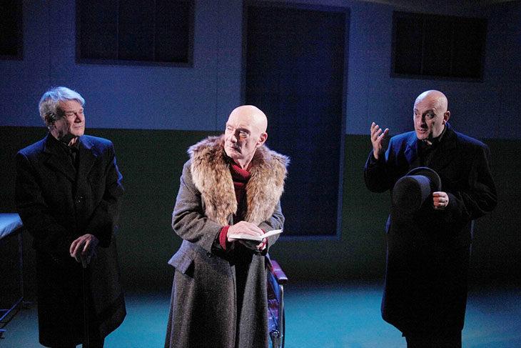 Vetrano e Randisi rileggono Riccardo III all'Arena del Sole di Bologna fino a domenica