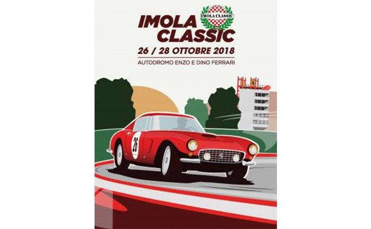 Nel weekend «Imola Classic» chiude la stagione motoristica all'autodromo