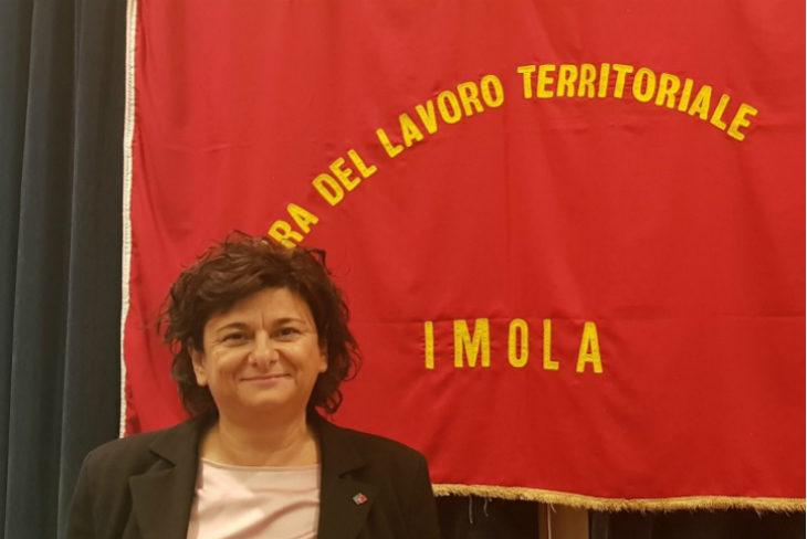 Congresso Cgil Imola, Mirella Collina rieletta segretaria generale con l'86,36% dei voti