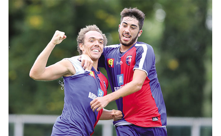 Calcio serie C, domani l'Imolese affronta la Vis Pesaro di Colucci. Parola all'ex rossoblù Nicolò Scalini