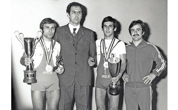 Lotta, l'Unione Sportiva Imolese e quel titolo regionale dal sapore anni '70