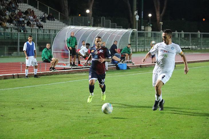 Doppietta Giovinco, l'Imolese entra tra le prime 16 di Coppa Italia