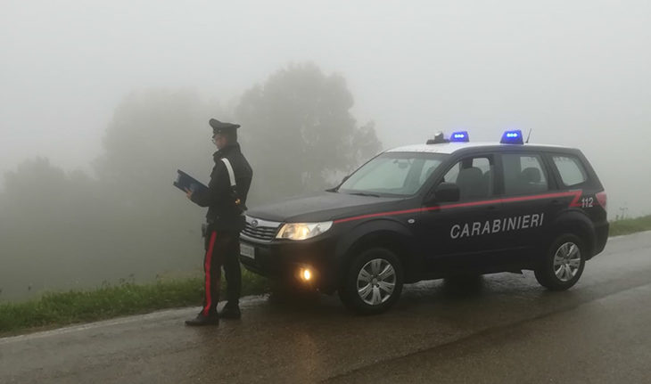 Due giovani scout si perdono nel bosco sopra Fontanelice e chiedono aiuto ai carabinieri