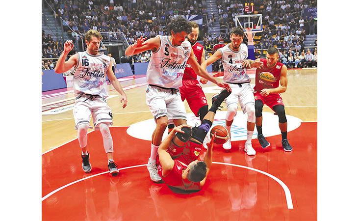 Basket A2, intervista al capitano de Le Naturelle Patricio Prato dopo il grave infortunio al ginocchio