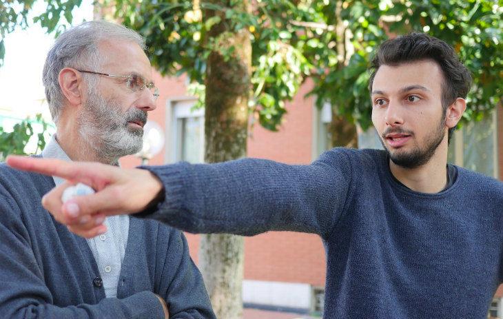 Premio alla migliore interpretazione per il corto «Mon clochard» dell'imolese Pezzoli al festival internazionale di Istrana