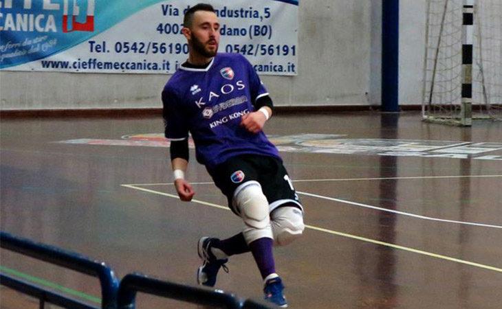 Futsal B, tre punti che profumano di primo posto solitario per l'Imolese Kaos