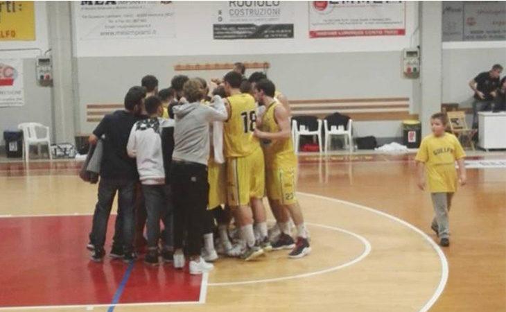 Basket C Gold, Castel Guelfo lotta ma cade contro la forte Fiorenzuola