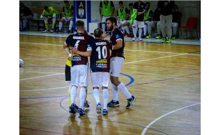 Futsal Coppa B, l'Imolese Kaos vince in casa del Cornedo e passa il turno
