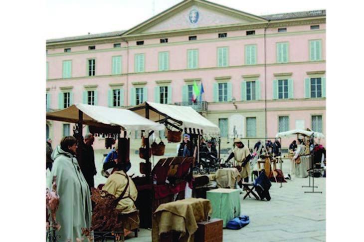 Un viaggio nel medioevo con «L'Antico Castello» nel weekend