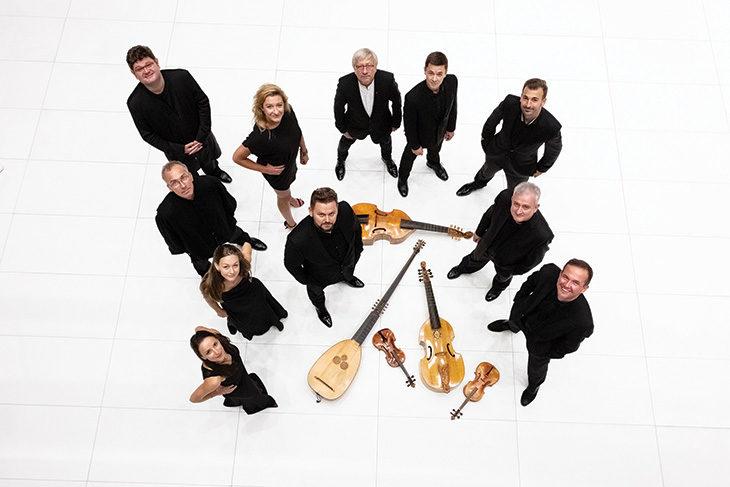 Il Wroclaw Baroque Ensemble porta Bach al teatro Stignani per l'Erf