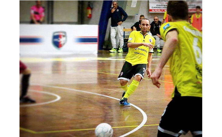 Futsal Coppa Divisione, l'Imolese Kaos esce a testa alta contro il Rieti