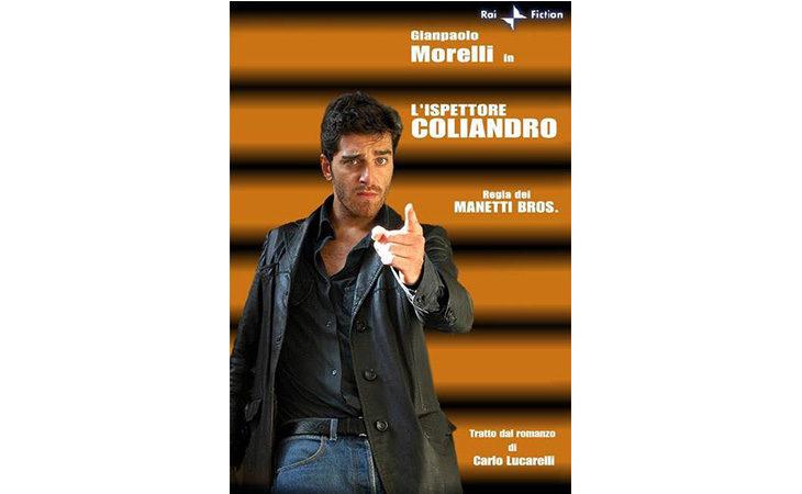 Ozzano e la settima stagione de «L'Ispettore Coliandro» sbarcano stasera su Rai 2