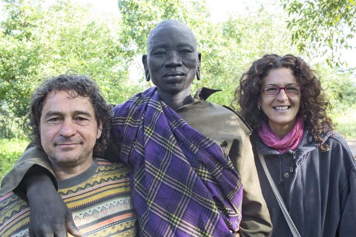 Gianluca Afflitti e la passione per i viaggi che l'ha portato in tutti i continenti: «Sono curioso del mondo»