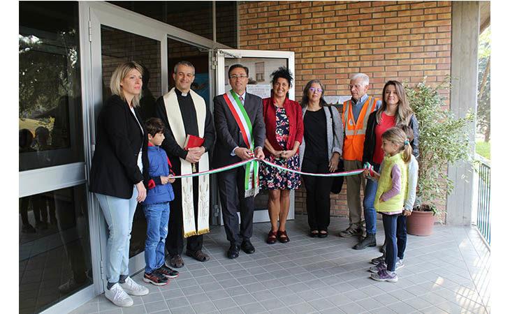 I libri traslocano a Bubano, spazi più ampi nella nuova sede della biblioteca