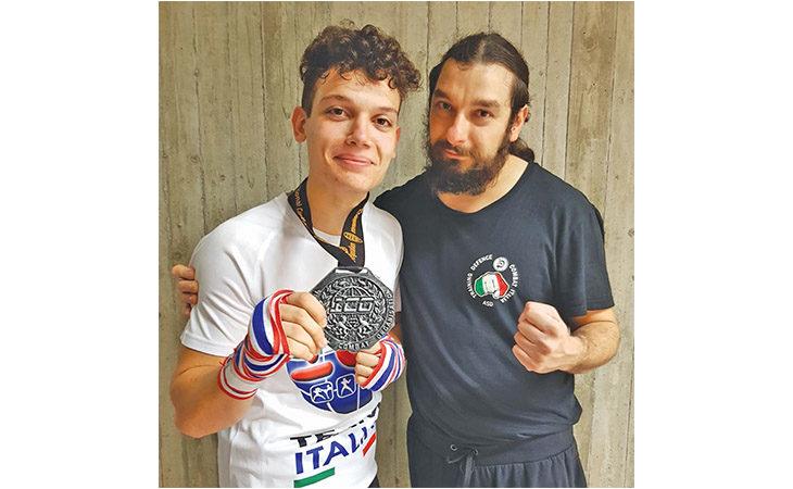 Kick-boxing, argento mondiale per Danilo Benazzi del team Tdc Imola