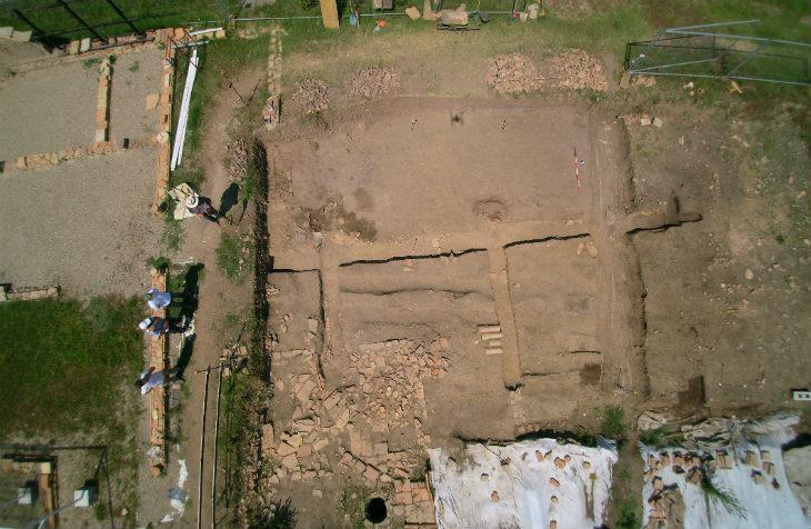 Grazie alla geomagnetica ricostruito il perimetro dell'antica Claterna, che sorgeva tra Ozzano e Castel San Pietro