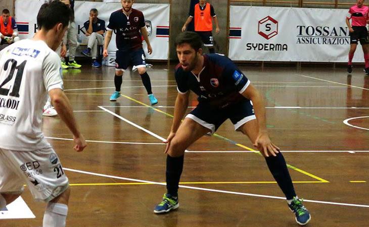 Futsal B, vittoria a fatica per l'Imolese Kaos a Pordenone