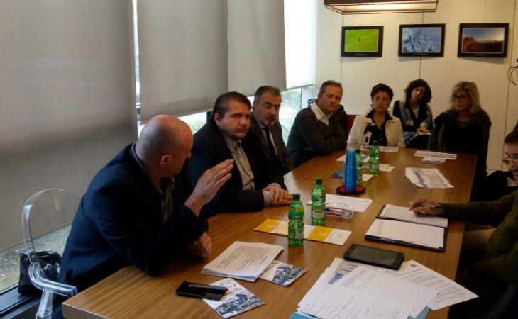 A Ponte Rizzoli banda larga per otto aziende con la formula del finanziamento pubblico-privato