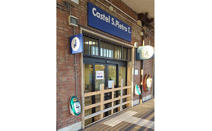 Lavori alla stazione ferroviaria di Castello, in arrivo ascensori e altre migliorie