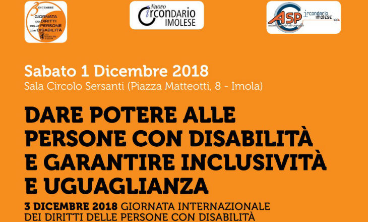 I tirocini formativi per le persone disabili al centro di un incontro organizzato dall'Asp il 1° dicembre
