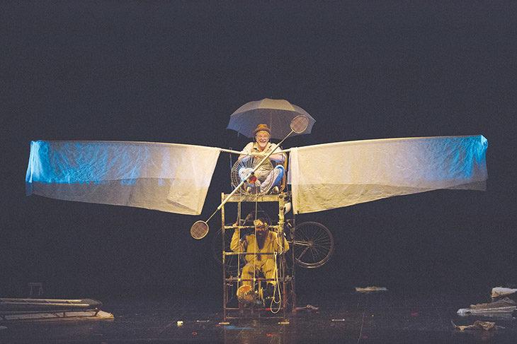 A Medicina i bambini possono spiccare «Il volo» con la fantasia a teatro