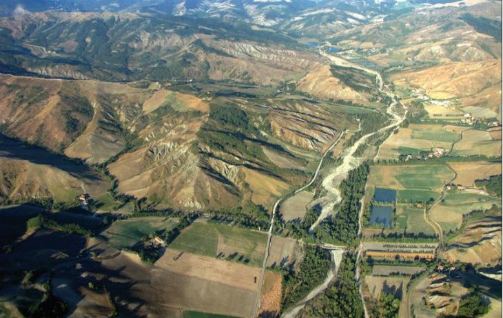 La valle del Sillaro tra testimonianze storiche e bellezze naturali raccontata in un video realizzato con immagini da drone
