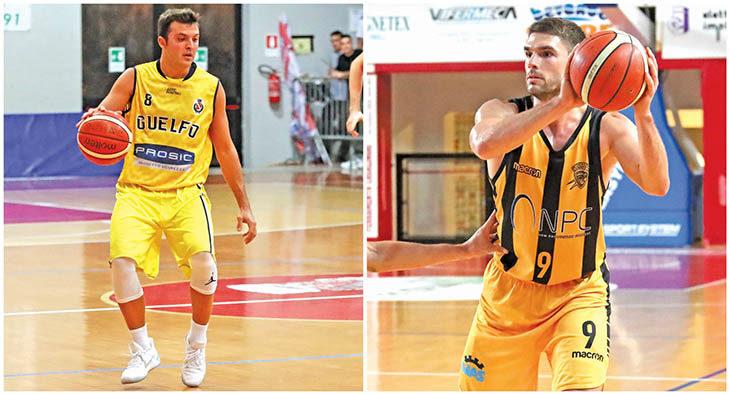 Basket C Gold, tutti al Ruggi per il derby tra Vsv Imola e Castel Guelfo
