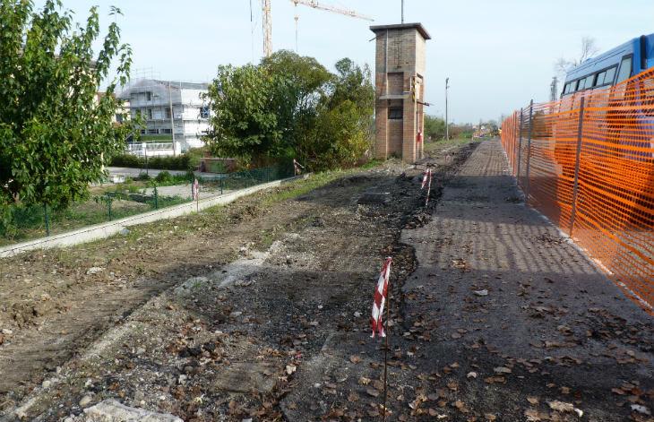 Il progetto della ciclabile di Villa Fontana ha ottenuto un contributo dalla Regione di 400 mila euro