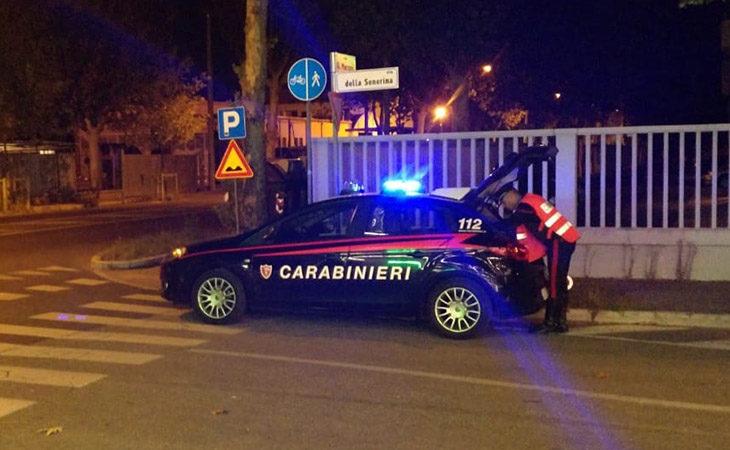 Al volante con un tasso alcolico quasi sei volte superiore al limite, denunciato 48enne a Imola