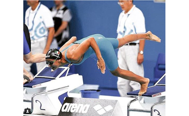 Mondiali in vasca corta, bronzo per Martina Carraro nei 50 rana